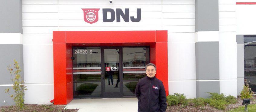 DNJ Intermodal Services Continues Diversity